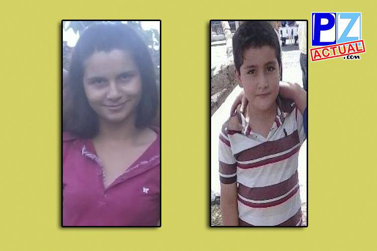 Niños reportados como desaparecidos estarían con padre del menor.