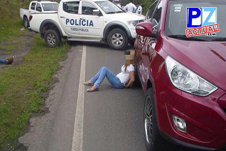 Detienen a joven vecina de la frontera Sur investigada por tentativa de homicidio.