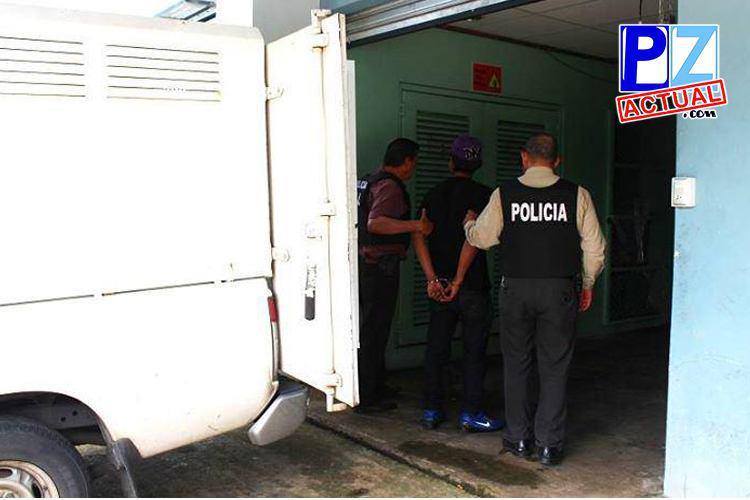 Detienen a sospechoso de dar muerte a hombre en el centro de San Isidro.