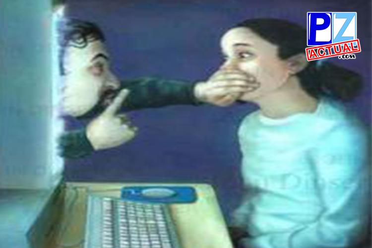 """Cuidado, sus hijos pueden ser víctimas del """"GROOMING"""" en internet."""