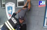 Fuerza Pública detiene a prófugo salvadoreño en la Zona Sur de nuestro país.