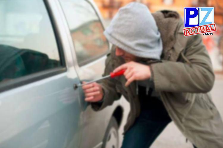 Región Brunca registra disminución en robo de vehículos y asaltos.