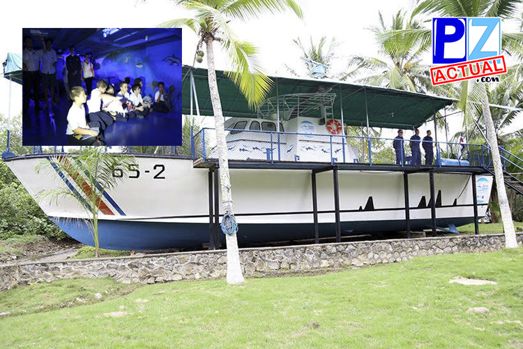 Ya se dio la apertura del primer Museo Naval de Costa Rica, ubicado en Golfito.