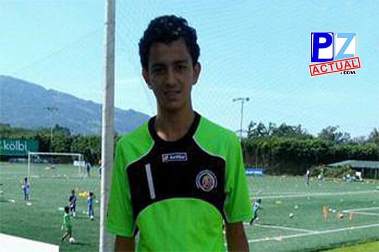 Portero generaleño fue convocado a Selección Nacional de Fútbol U-14.