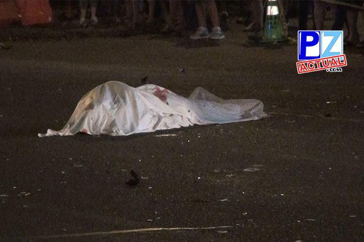 Comerciante fallece tras sufrir accidente de tránsito en Palmares de Pérez Zeledón.