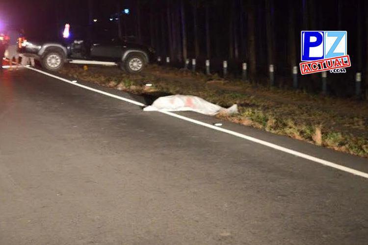 Hombre muere en Quepos tras ser golpeado por la puerta de un autobús en movimiento.