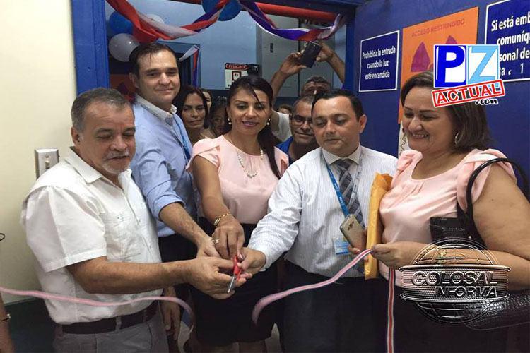 Inauguran nuevo equipo de Rayos X Digital en el Hospital de Golfito.
