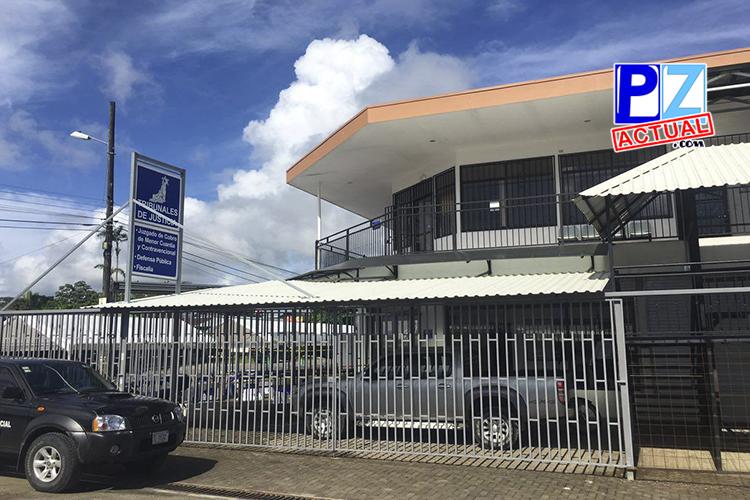 Tribunales de Justicia en Puerto Jiménez www.pzactual.com