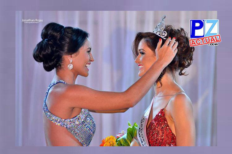 La generaleña Raquel Castro se coronó como la nueva Señorita Verano 2016.