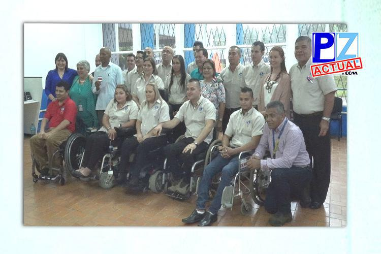 Inauguran en nuestro cantón Call center que será atendido por personas con discapacidad.