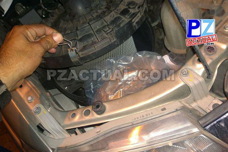 Decomisan marihuana que ocultaban dentro del motor de un carro en Golfito.