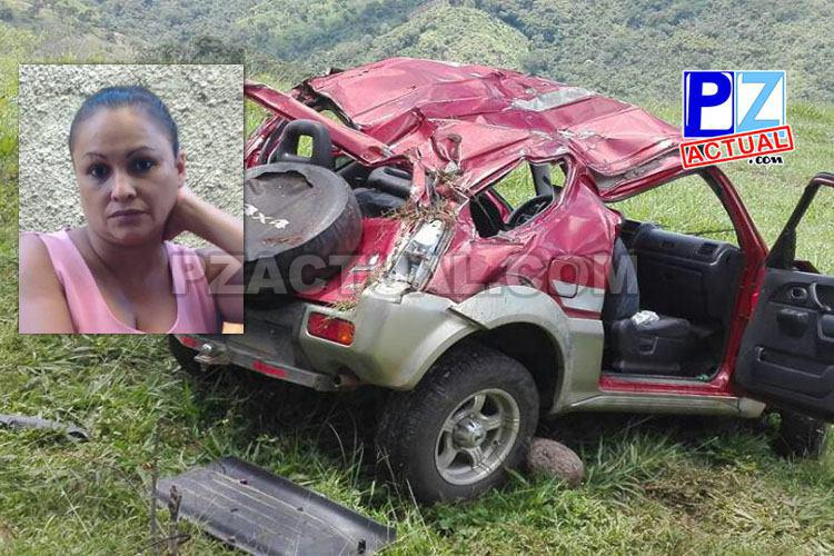 Educadora pierde la vida tras sufrir accidente de tránsito en Buenos Aires de Puntarenas.