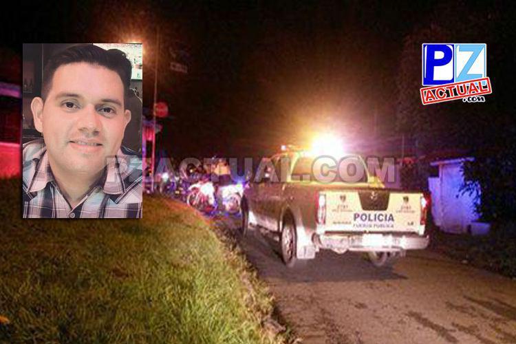 Familia vecina de Pérez Zeledón se viste de luto por muerte de oficial de la Fuerza Pública.