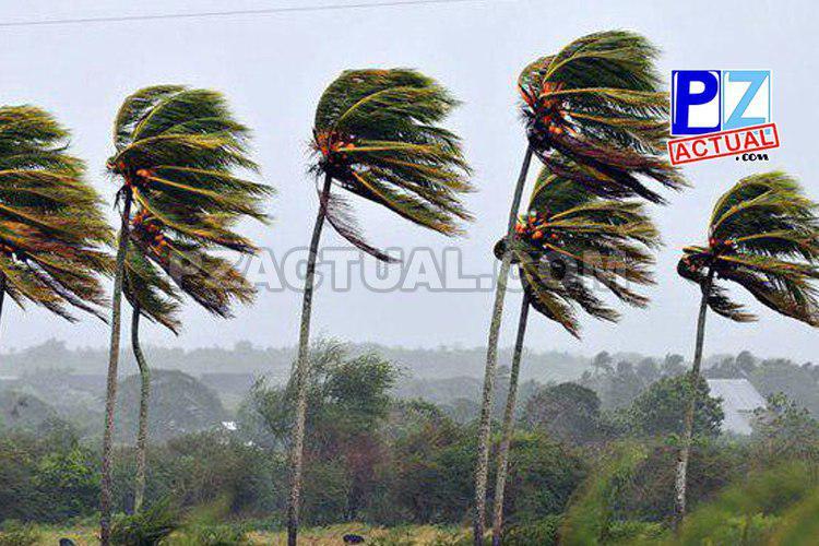 Consejos de prevención y autoprotección ante fuertes ráfagas de viento.