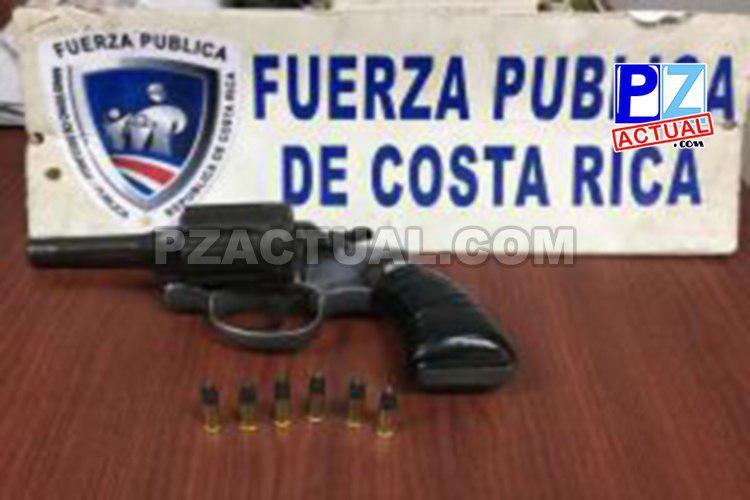 Seguridad Pública decomisa cerca de cuatro armas por día en las calles del país.