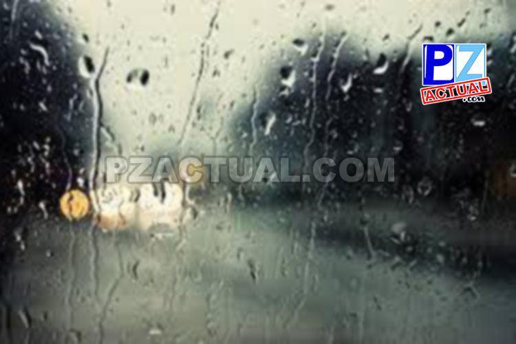 Condiciones lluviosas continuarán durante la tarde y noche en el país.