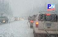 Informe Meteorológico No. 10. Condiciones sumamente lluviosas continuarán en este día.
