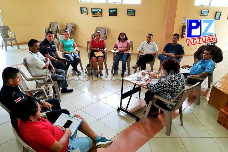 Municipalidad de Osa trabaja en importante proyecto de bien social.