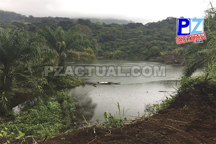 Inician labores de drenaje en laguna de Abrojo.