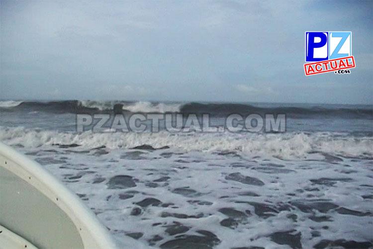 Pronóstico de oleaje en el Pacífico de Costa Rica.