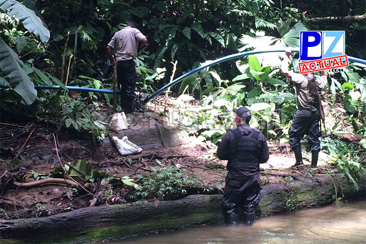 Mineria ilegal www.pzactual.com