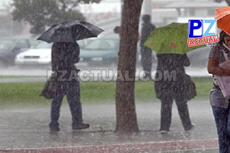 Tendencia semanal de tiempo según el Instituto Meteorológico Nacional.