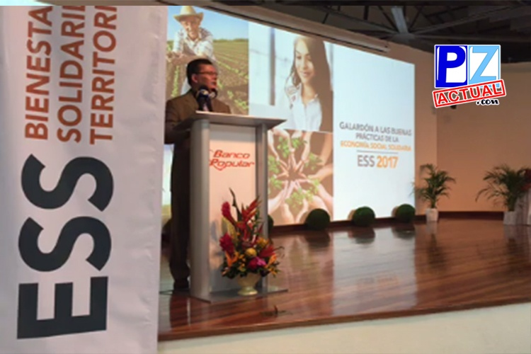 Dos empresas generaleñas recibieron importante galardón por parte del Banco Popular.