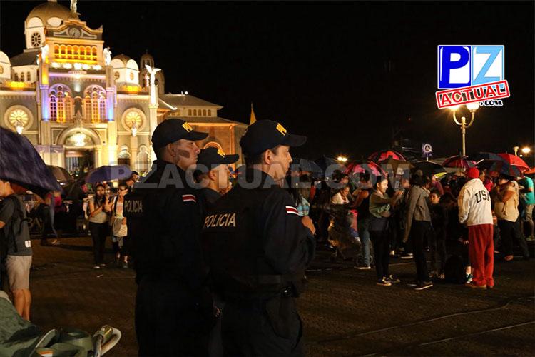 Policías Romería 02 www.pzactual.com