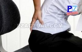 Espalda, lo que más incapacita a ticos, según informó la CCSS.