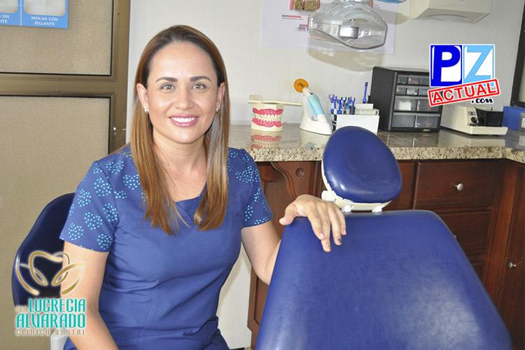 Dra. Lucrecia Alvarado, www.pzactual.com