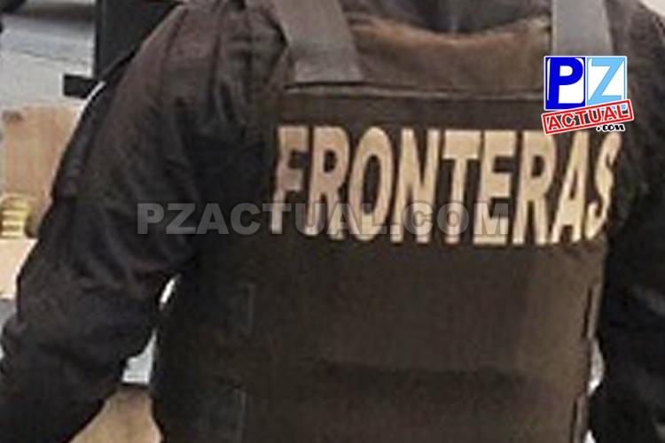 Policía de Fronteras y PCD decomisaron 80 kilos de cocaína en carro interceptado en el Km 35.