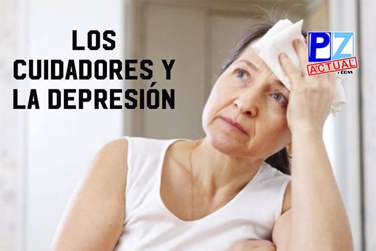 Los cuidadores y la depresión…una realidad.