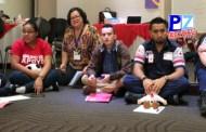 Cruzrojistas recibieron formación en primeros auxilios psicológicos para asistir a compañeros y a la población.