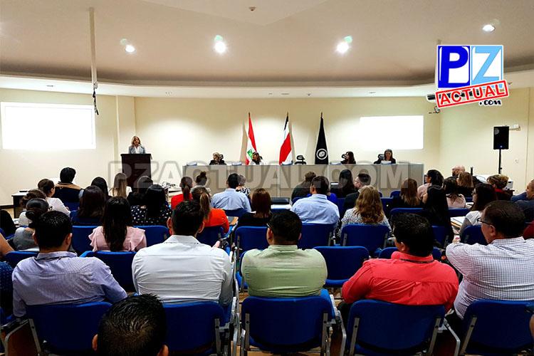 Ministerio Público capacita personal para mejorar servicio a la población.