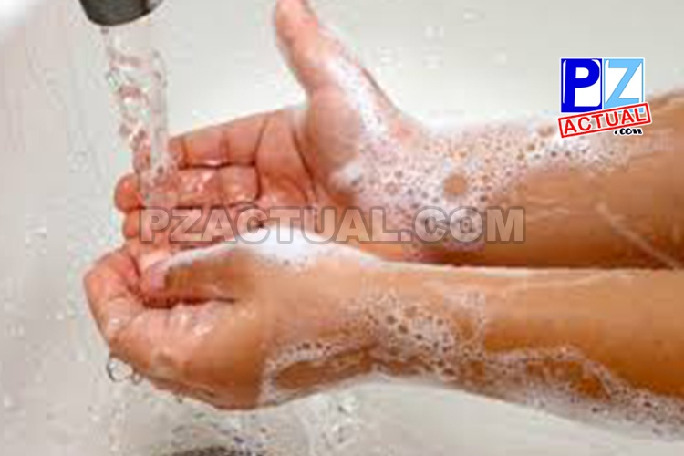La higiene es una potente barrera frente a virus respiratorios.