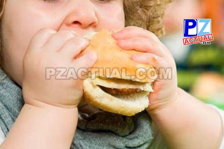 26 mil menores de 15 años consultaron por obesidad en el 2017.