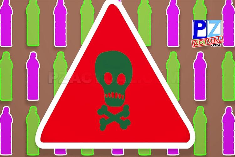 El manejo inadecuado de sustancias tóxicas puede perjudicar la vida de los niños.