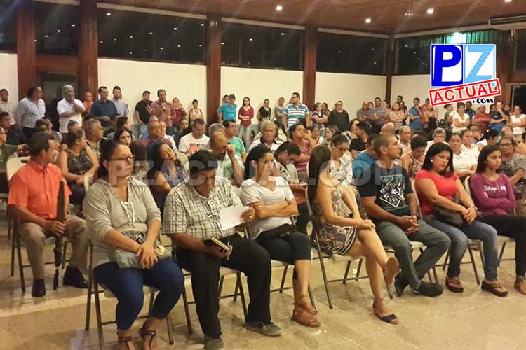 Alrededor de 200 vecinos se reunieron para abordar el tema del CAIS en Buenos Aires de Puntarenas www.pzactual.com