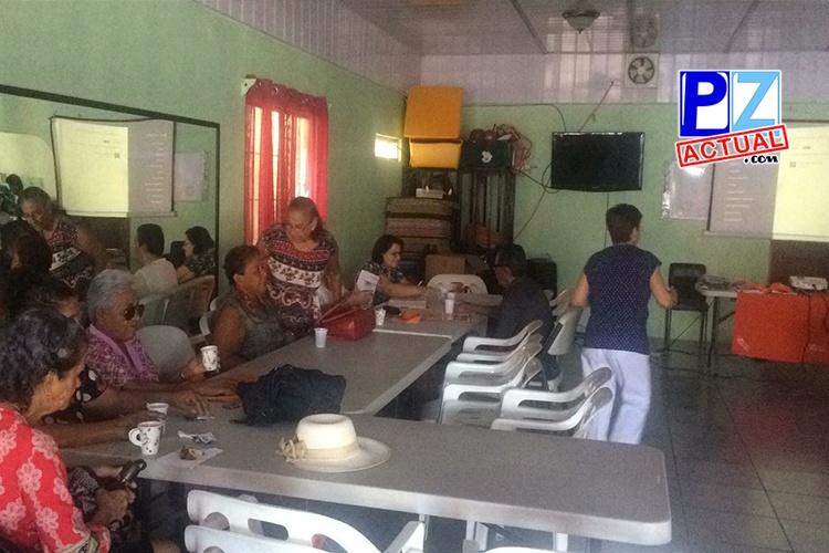 Educadores Pensionados de Ciudad Neily conocieron sobre Pignoración y Finanzas Sanas.
