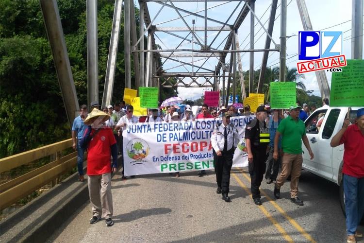 Tras manifestación Gobierno recalca compromiso con habitantes de la Zona Sur.