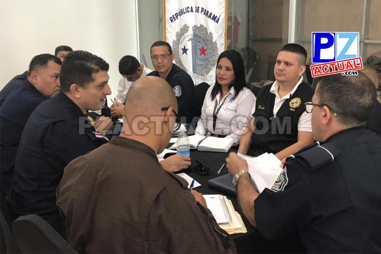 Ministros de Seguridad Pública de Costa Rica y Panamá fortalecen relación entre países.