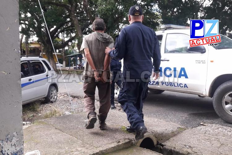 Fiscalía solicitará prisión preventiva contra sospechoso de violar a menor de edad en Buenos Aires de Puntarenas.