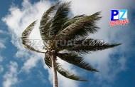 CNE solicita precaución por fuertes vientos.