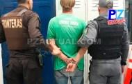 Policía de Fronteras detuvo en Puerto Jiménez a prófugo de la justicia estadounidense.