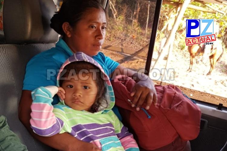 Policía de Fronteras de Costa Rica y Policía de Fronteras de Panamá unieron fuerzas para salvar vida de niña indígena.