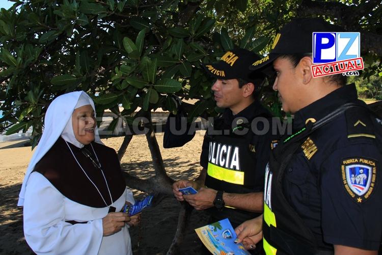"Seguridad Pública anuncia operativo ""Semana Segura""."