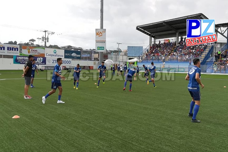 Municipal Pérez Zeledón anunció la salida de seis jugadores.
