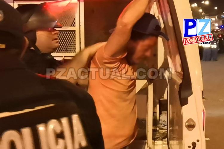 Autoridades aprehendieron anoche a 10 personas durante levantamiento de bloqueos.