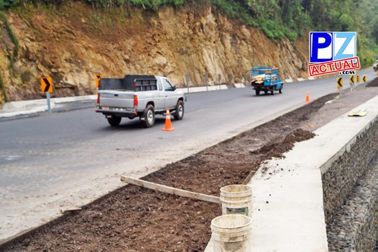 MOPT invirtió ¢512 millones para restablecer paso normal por La Cangreja .