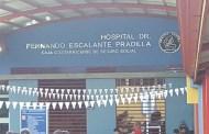 Hospital Escalante Pradilla contará con nuevos médicos especialistas.
